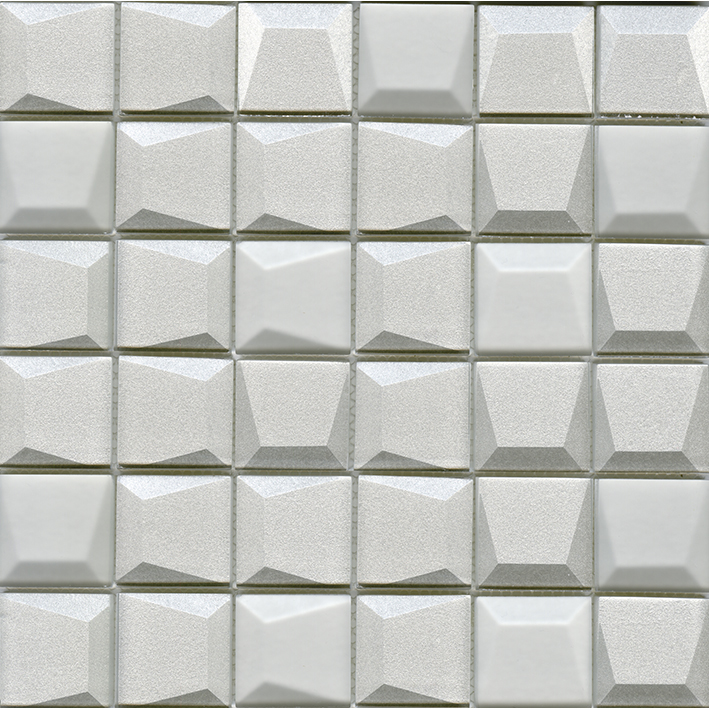 EFFECT SQUARE WHITE