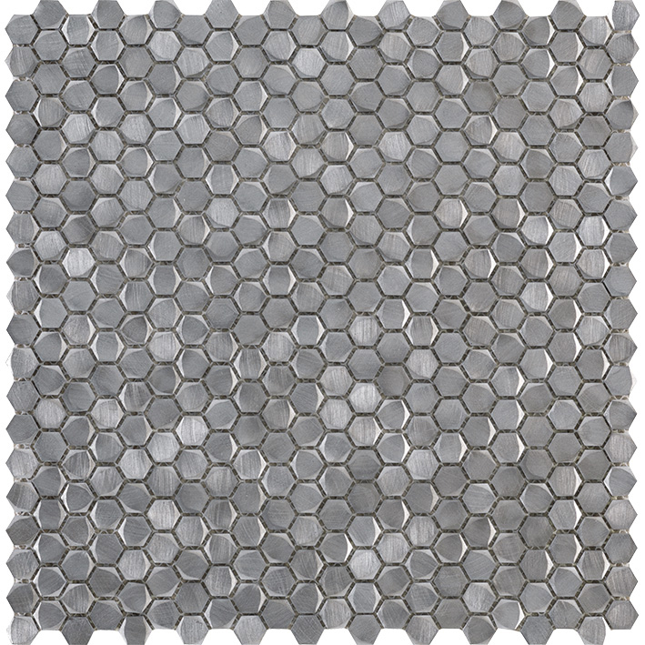 GRAVITY ALUMINIUM HEXAGON METAL