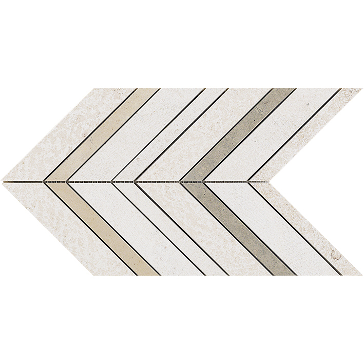 WORLD AMSTERDAM CHEVRON BEIGE