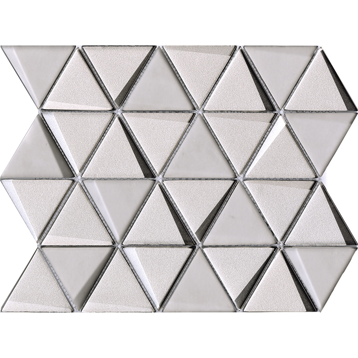 EFFECT TRIANGLE SILVER