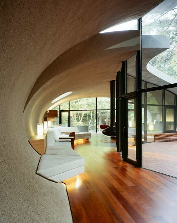 Shell Wood Architecture