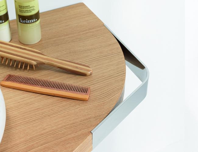 Encimeras de madera para los baños más naturales - L\'Antic Colonial ...