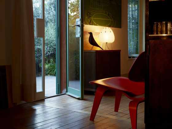 Eames House Wood Bird