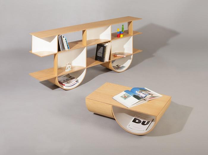 Vault Michael Schoner design