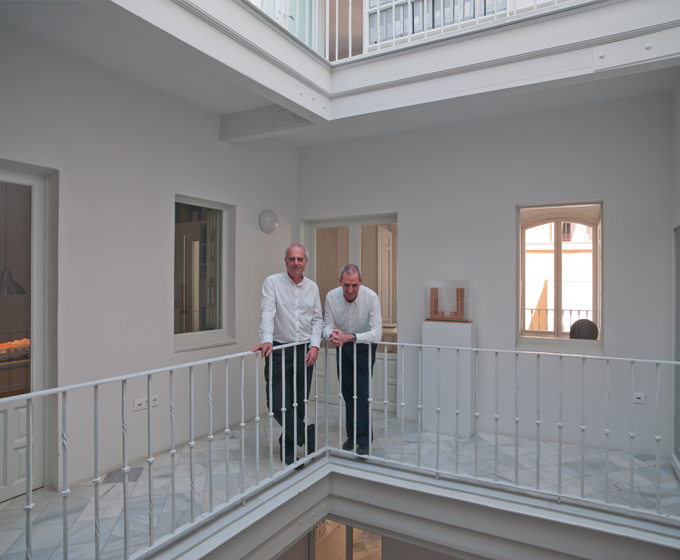 Cruz y Ortiz in Seville