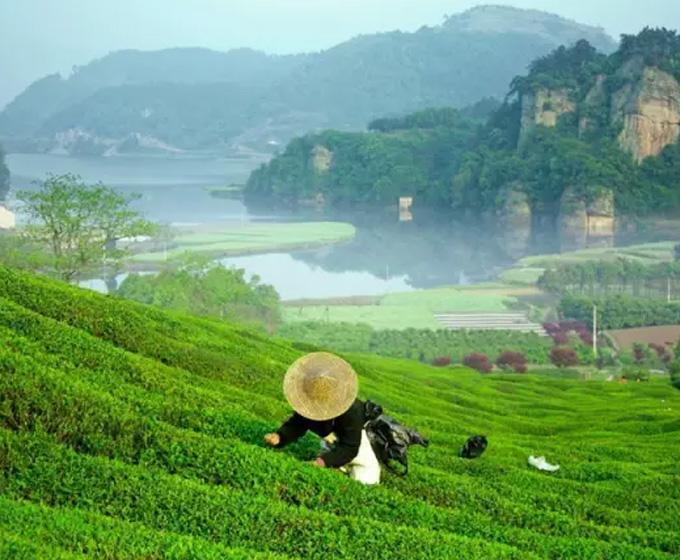región condado Xuan'en
