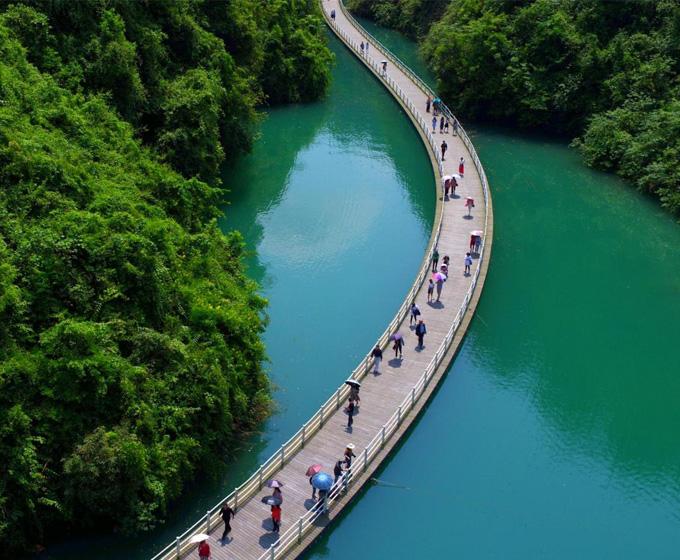 río Shiziguan