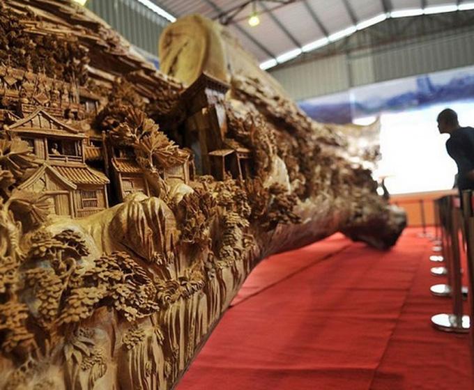 escultura más de 12 metros