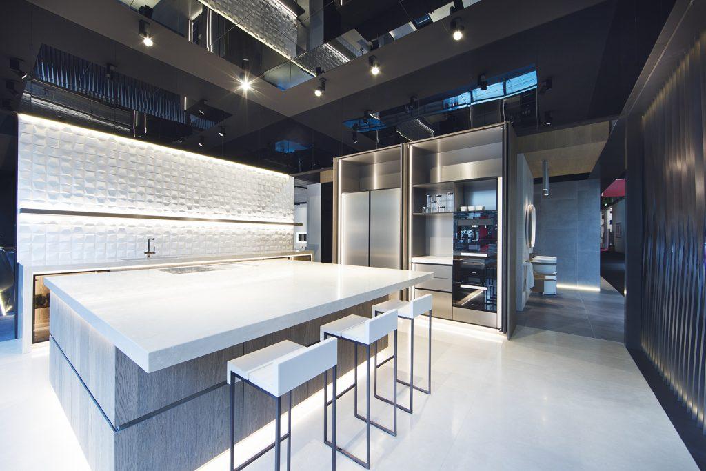 madera en las cocinas