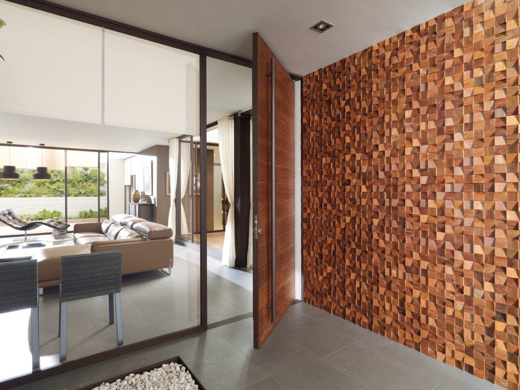 Decoración con mosaicos