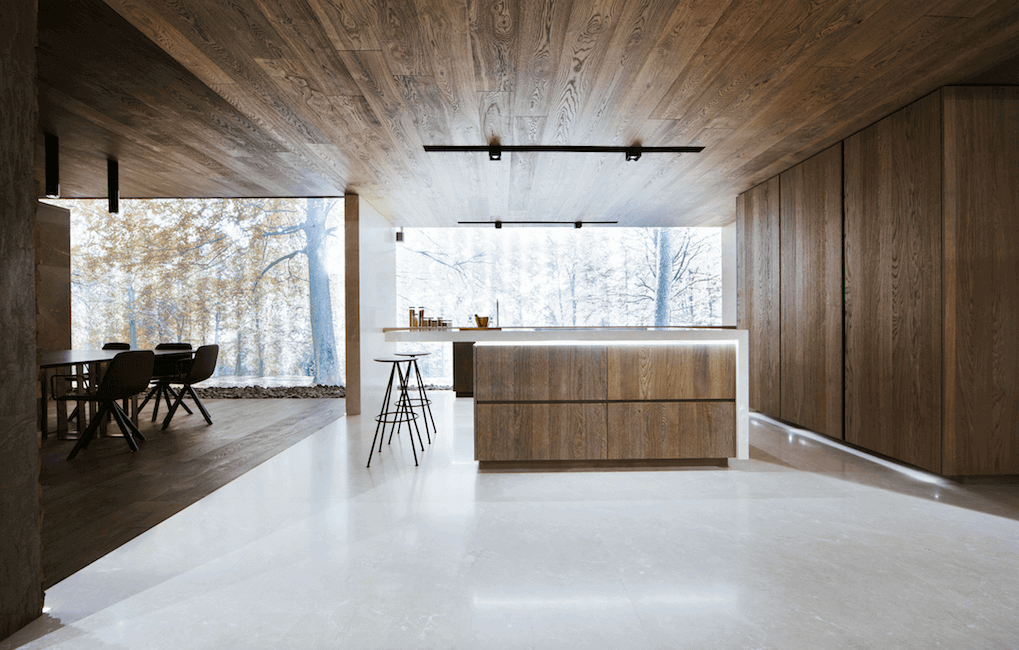 tendencias decoracion techos madera