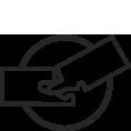 La seguridad y la durabilidad de unión entre juntas son las principales características de este sistema de fácil instalación que garantiza la eliminación de las rendijas entre las lamas durante toda la vida útil del suelo. La presión que se ejerce entre las lamas refuerza la unión e impide que ésta no se realice de forma incorrecta.