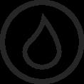 Suelo resistente al agua y a la humedad, apto para zonas húmedas como baños y cocinas
