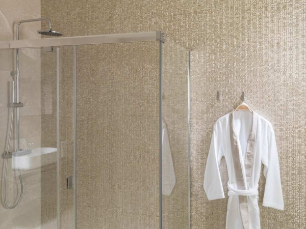 Mosaico Gravity Aluminium Arrow Gold