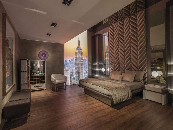 Linkfloor Empire Brown – Piedra Natural Airslate Delhi – Linkfloor Wall Contract Cotton