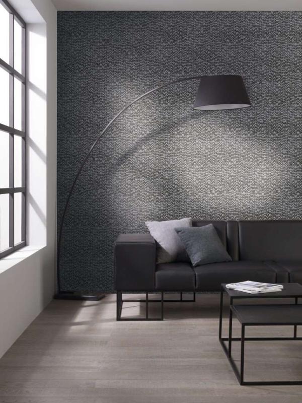 Mosaico Gravity Aluminium Arrow Metal Titanium – Madera Natural Alessandria 1l Grey