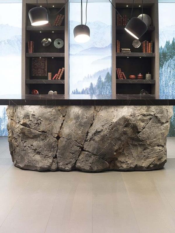 Madera Natural Wald 1l Custom Supreme Personalizada – Piedra Natural Caspian Grey