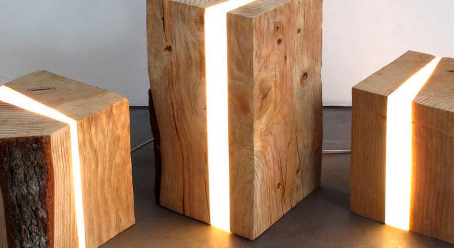 Los objetos más insólitos que jamás has visto en madera
