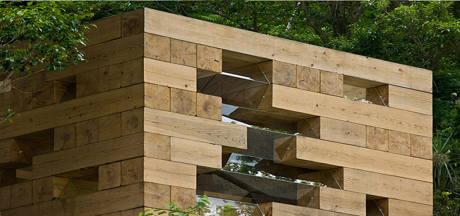The Definitive Wooden House by Sou Fujimoto Architects