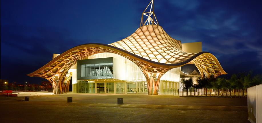 Centre Pompidou-Metz by Shigeru-Ban