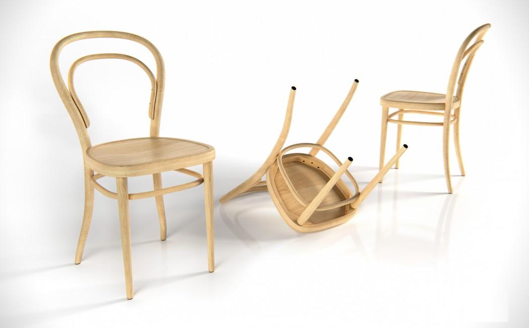 5 sillas hist ricas imprescindibles l 39 antic colonial for Sillas iconicas