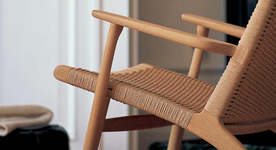La madera eterna de Hans Jørgensen Wegner