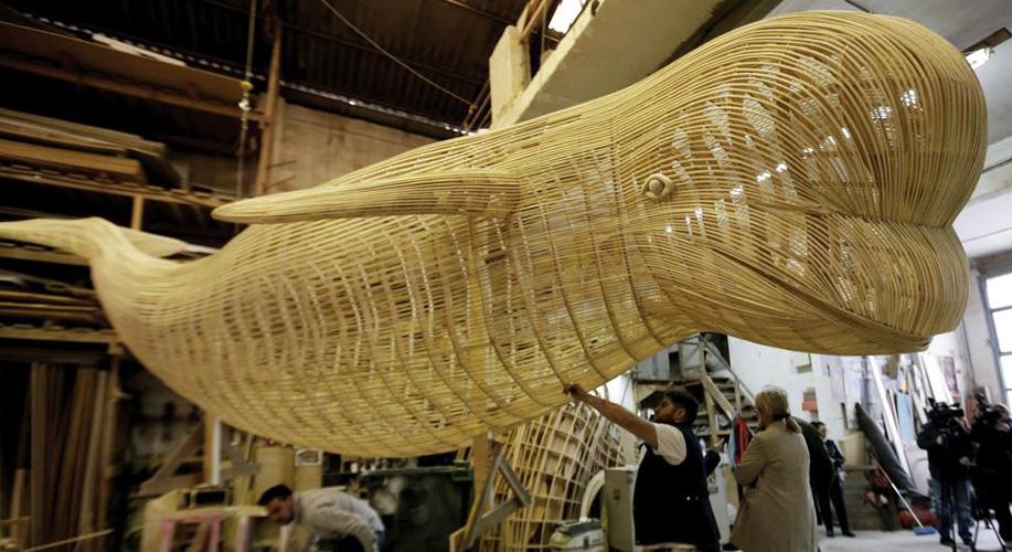 Manolo García: el mago de la carpintería artística