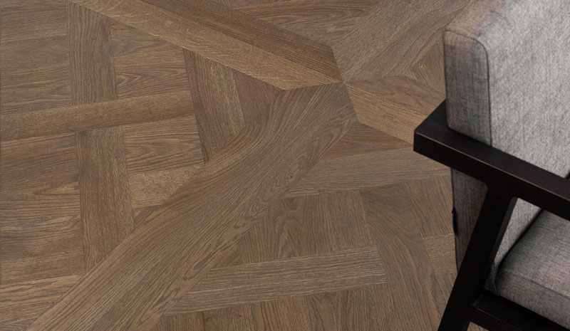 Legacy, pavimenti in legno differenti by L'Antic Colonial