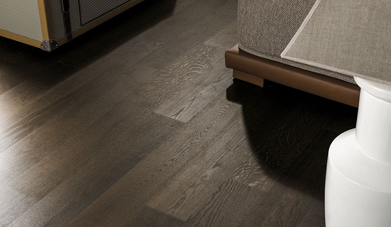 Tortona, L'Antic Colonial's new natural wood floors
