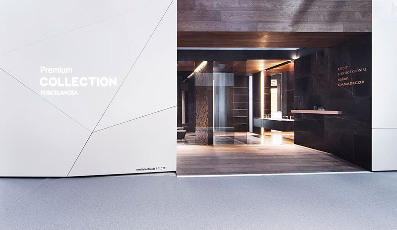 Premium stands out at Cersaie 2015