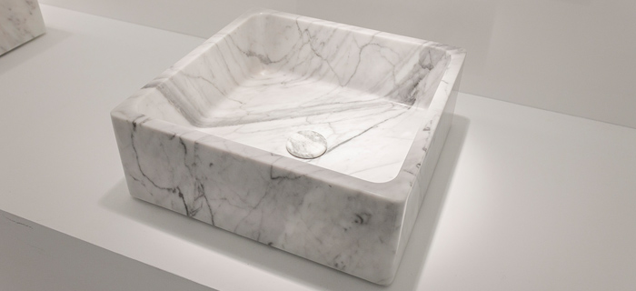 Calacatta, the new washbasins colecction
