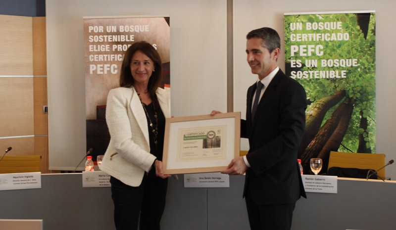 L'Antic Colonial – new member of the network of Responsible Organisations for Sustainable Forest management