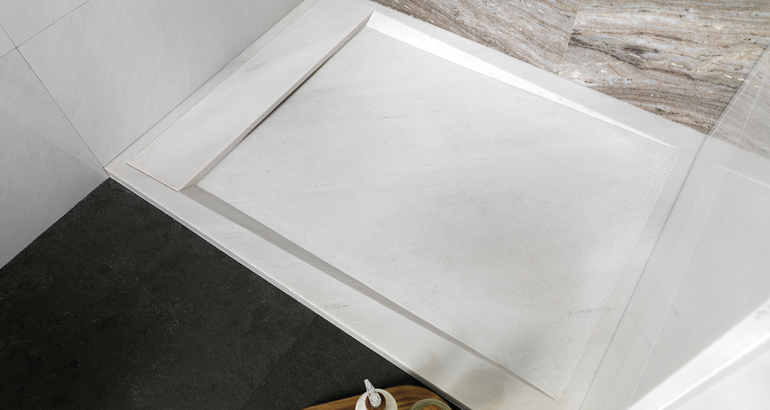 Serie zen platos de ducha l 39 antic colonial for Plato ducha porcelanosa