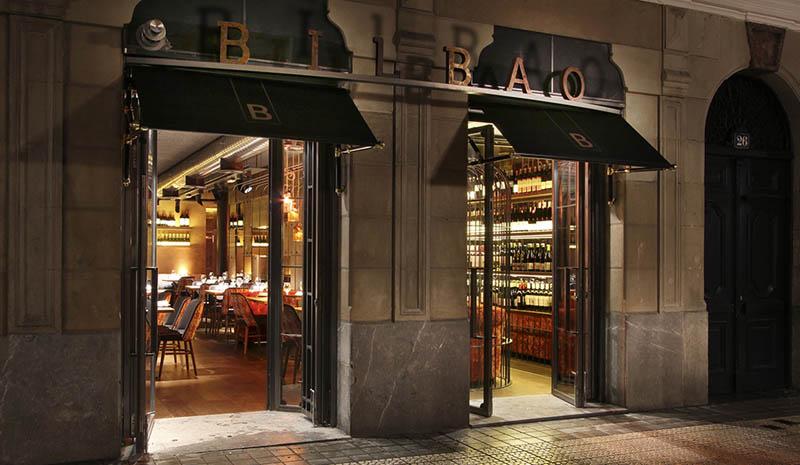 Ресторан Bilbao Berria