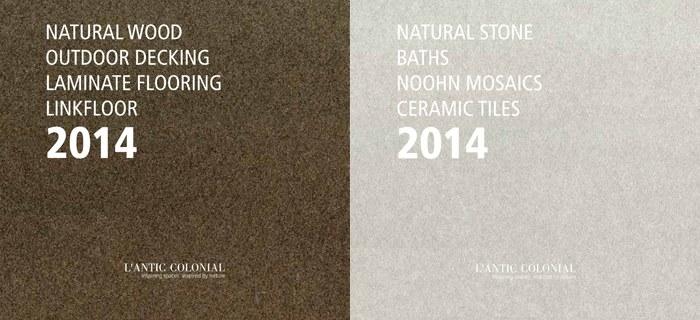 L'Antic Colonial представляет свой генеральный каталог 2014
