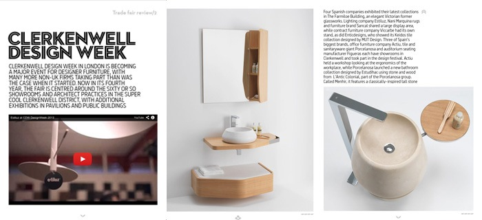Men{H}ir en la revista Design IN/FROM Spain