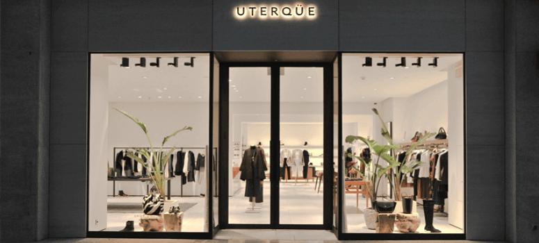 El arte y la moda se alían en el nuevo concepto de tienda Uterqüe de Braga
