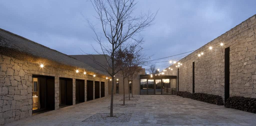 RESTAURANTE FILANDÓN  - Alonso Balaguer y Arquitectos Asociados