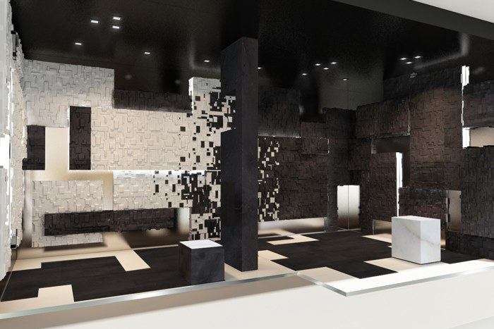 L'Antic Colonial & A-cero present at Cersaie 2012