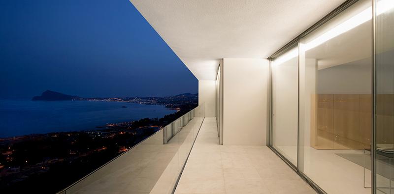 Proyecto de Fran Silvestre Arquitectos en Calpe