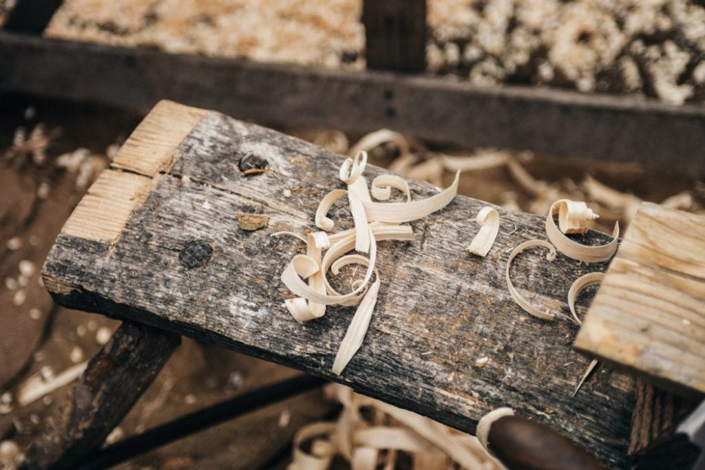 Haciendo de la madera un arte