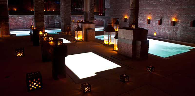 Aire Ancient Baths de Nueva York