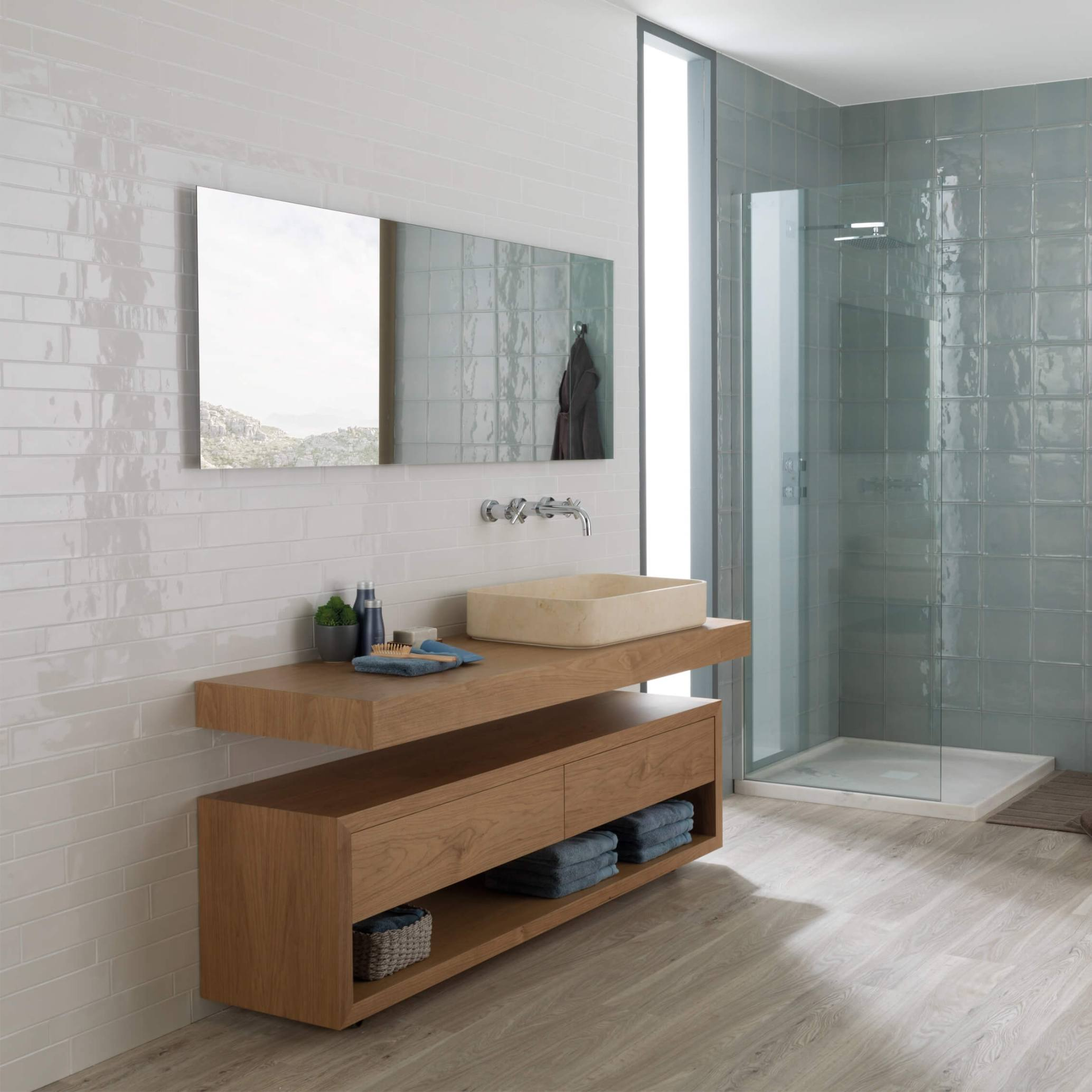 Baños - L\'Antic Colonial - Porcelanosa Grupo