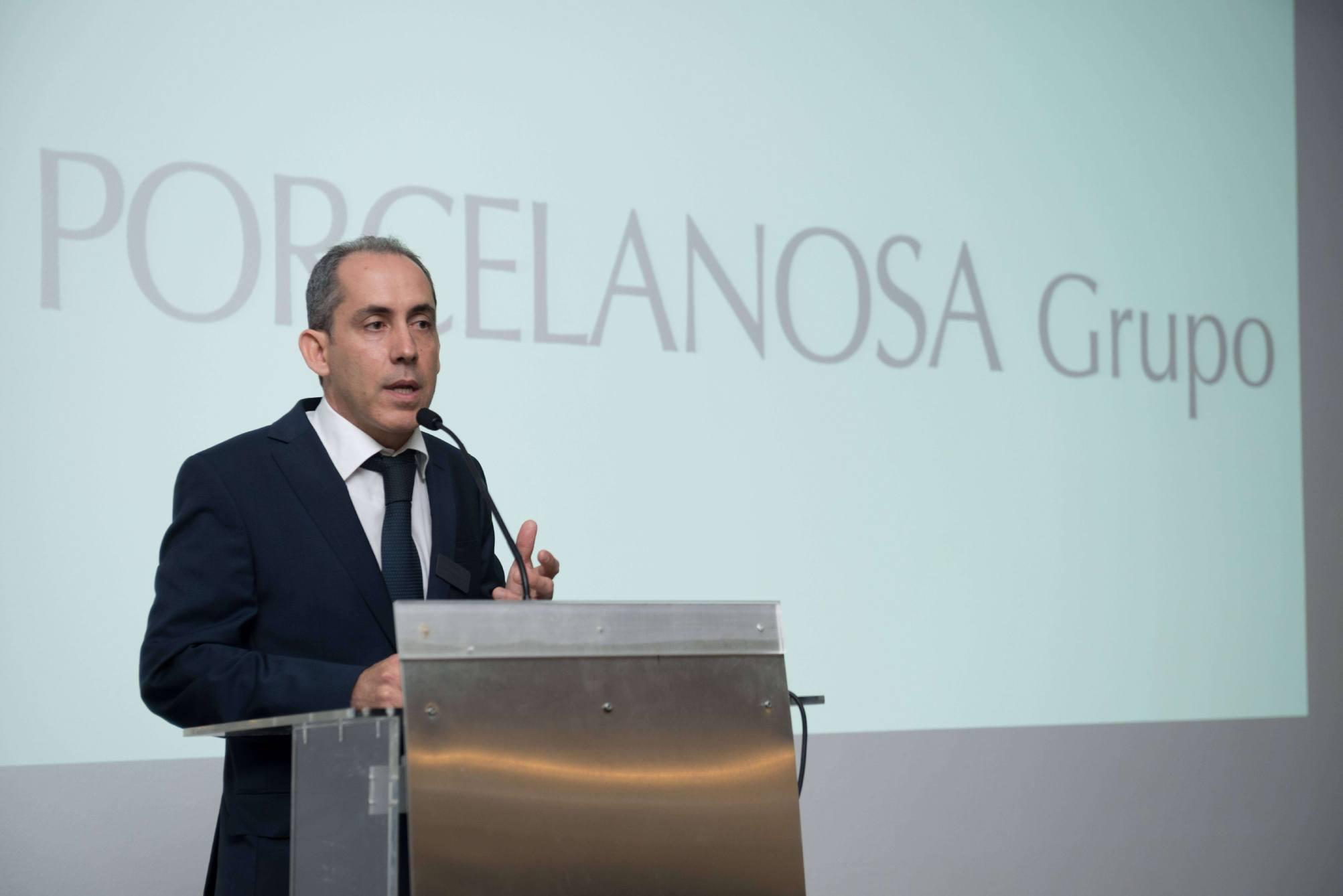 Presentación de Porcelanosa en Portugal