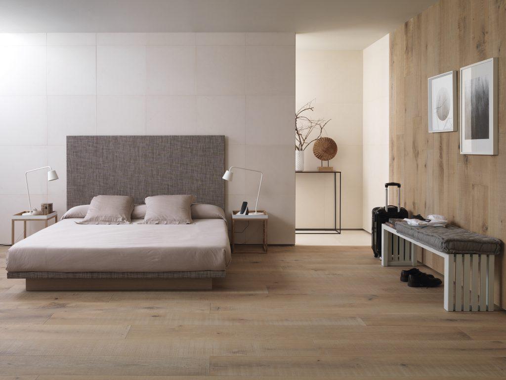 Linkfloor Wall Contract: sofisticación y elegancia para el dormitorio
