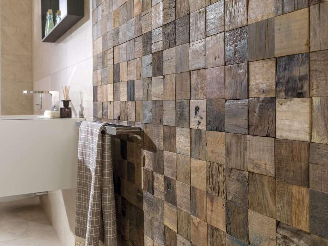 Decora las paredes de tu hogar con madera natural l - Revestimientos de paredes interiores en madera ...