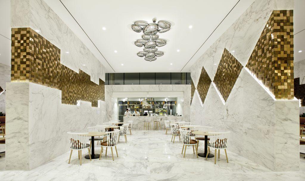 Design und Dekoration mit natürlichen Materialien in dem neuen Hotel Suitopía