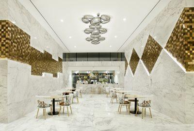 Design e decoração com materiais naturais no novo hotel Suitopía