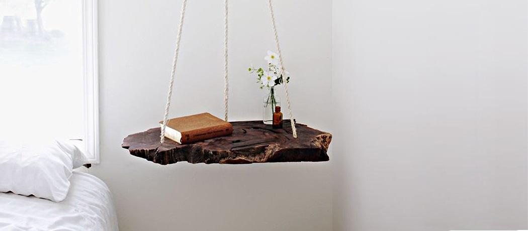 Viste tu casa de madera decoracin con troncos de rbol LAntic