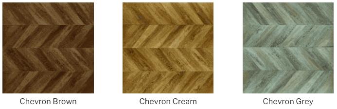 laminado madera chevron